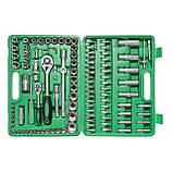 Набор инструмента 108 предметов INTERTOOL ET-6108SP, фото 7