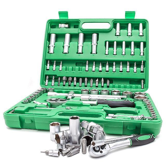 Набор инструмента 94 предмета INTERTOOL ET-6094SP