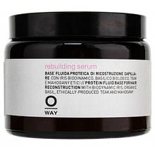 Сыворотка для восстановления и реконструкции для очень поврежденных волос 500 мл. Oway Rebuilding Serum