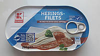 Филе сельди Geteilte Herring Filets в пикантном соусе к пиву 200 г