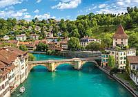 Пазлы на 1000 элементов Old City (Bern Switzerland) DankoToys С1000-10-07