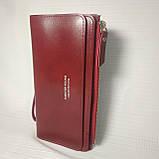 Класичний жіночий гаманець / Классический женский кошелек, фото 2