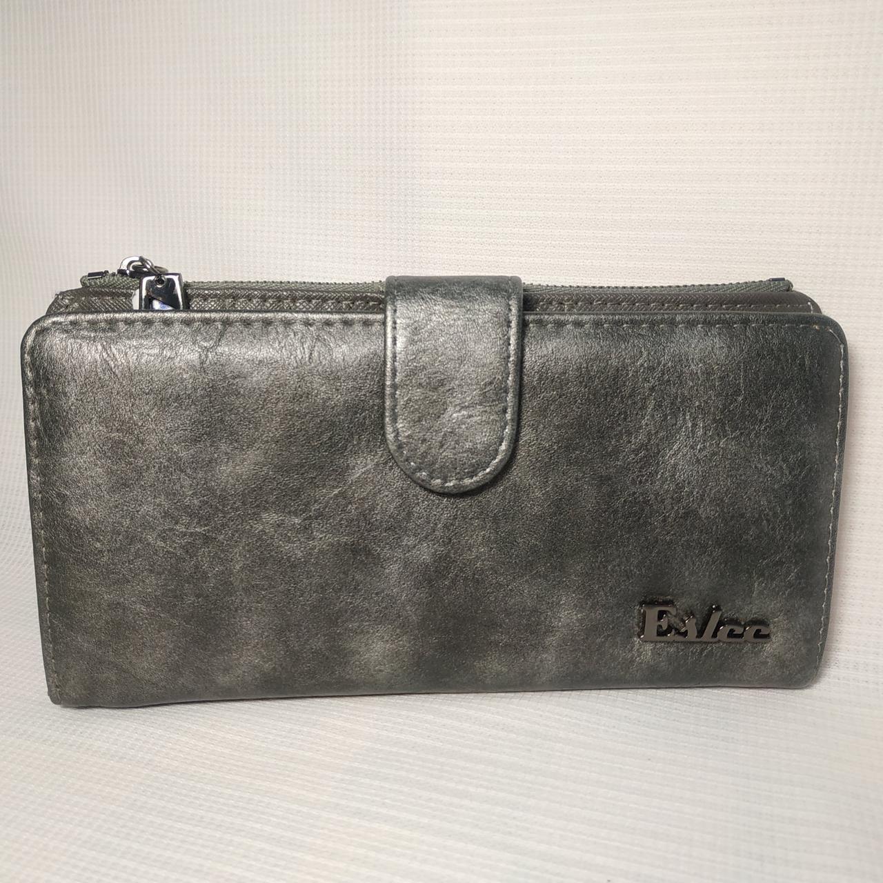 Класичний жіночий гаманець / Классический женский кошелек DS-PU-0001