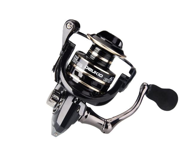 Рыболовная безынерционная  Катушка deukio AC ( 3000 размер )