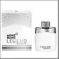 Mont Blanc Legend Spirit туалетная вода 100 ml. (Монблан Легенда Спирит), фото 1