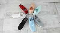 Кроссовки сетка, летние кроссовки, кроссовки-носки в 7 разных цветах