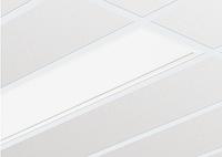 Вбудована світлодіодна панель CoreLine Panel RC132V G4 LED36S/840 PSU W30L120 OC ELB3, Philips, фото 1