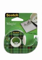 3М  Scotch Magic 105 клейкая лента в подставке 19мм х 7,5м