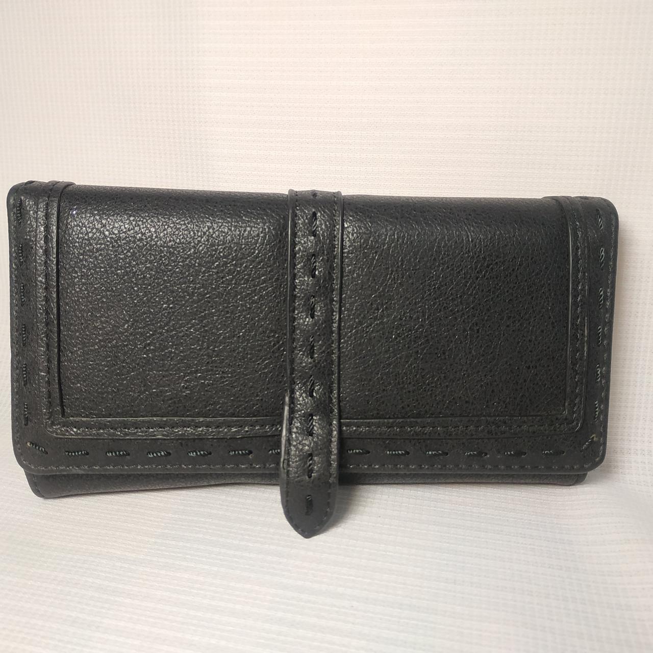 Класичний жіночий гаманець клатч з PU шкіри DBL-PU-0003
