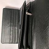 Класичний жіночий гаманець / Классический женский кошелек DBL-PU-0003, фото 6