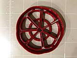 3D вирубка для печива - Апельсин #2   Вирубка для печива на замовлення, фото 2