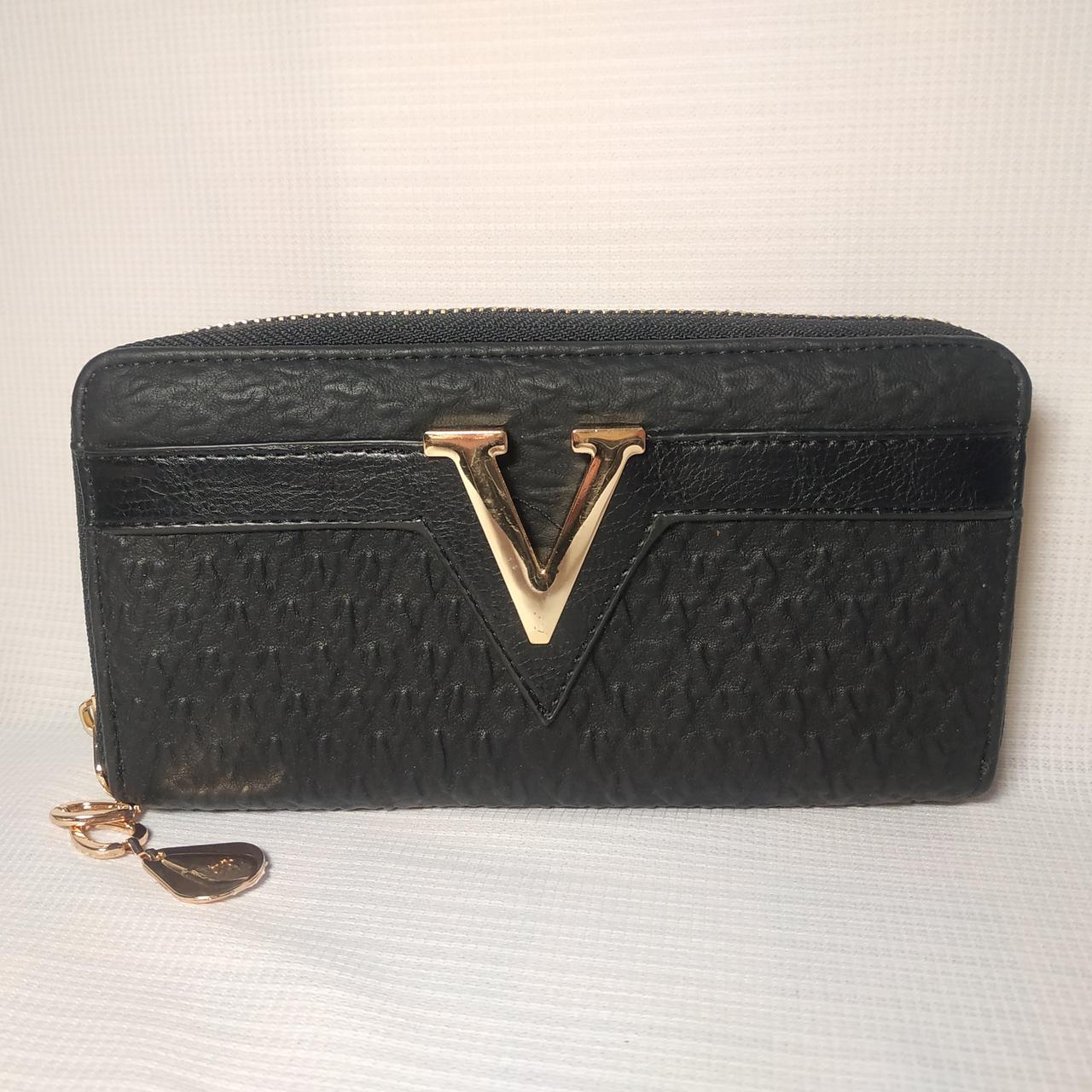 Классический женский кошелек клатч из PU кожи DBL-PU-0006
