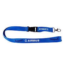 "Ремешок для бейджа ""Airbus"""