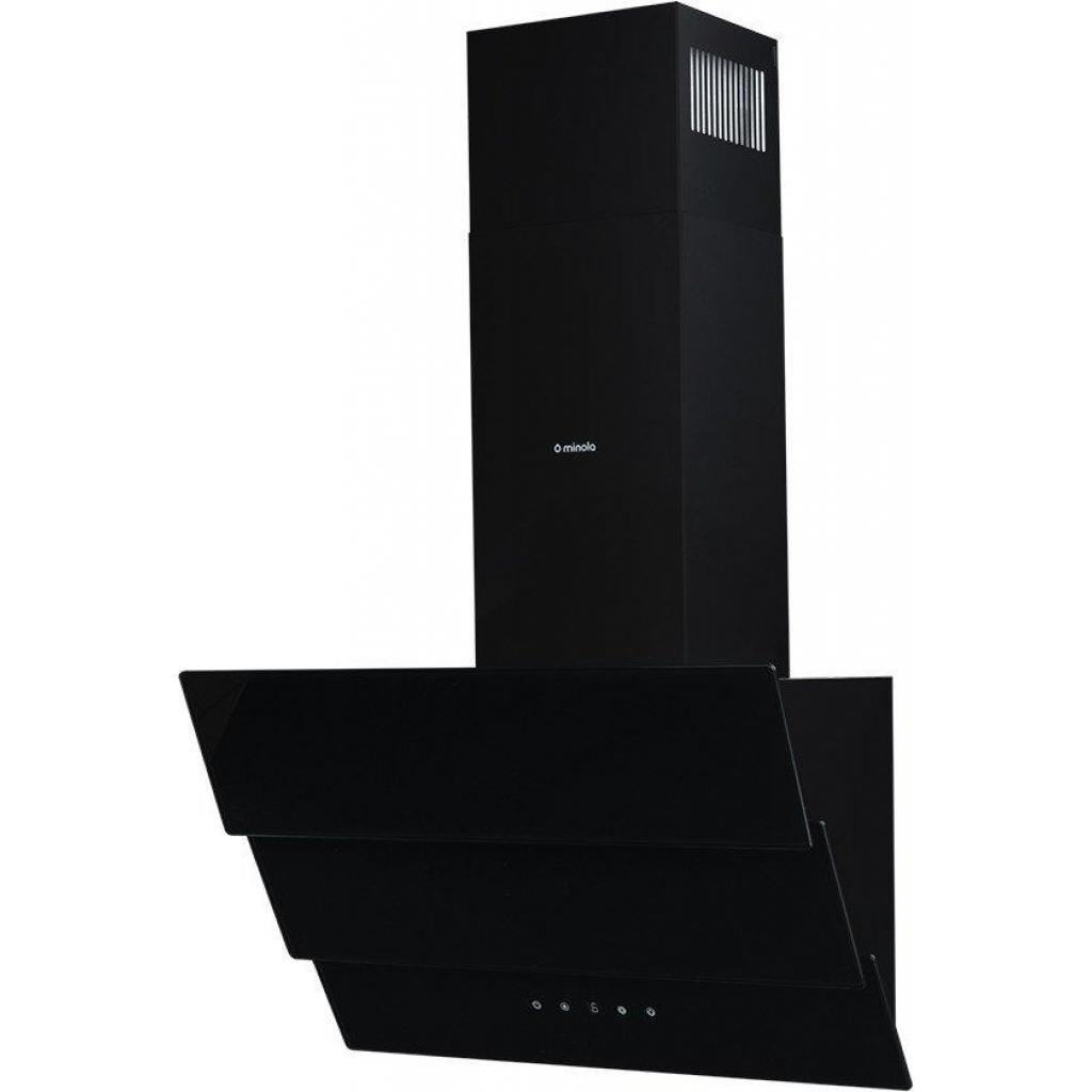 Вытяжка кухонная MINOLA HVS 6382 BL 750 LED
