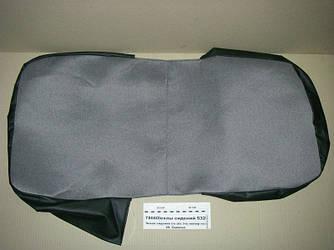 Чохли сидінь с/о (к-кт з 3-х) велюр на поролоні (КамЧехПром) 5320-6800000
