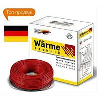 Теплый пол электрически 1.5 м2 Warme (Германия) Нагревательный кабель под плитку