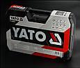 Професійний набір інструментів 216 эл. YATO YT-38841, фото 2