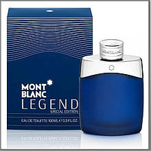 Mont Blanc Legend Special Edition туалетна вода 100 ml. (Монт Бланк Легенд Спешл Эдишн)