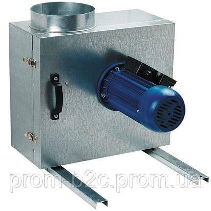 ВЕНТС КСК 355 2Д - шумоизолированный кухонный вентилятор, фото 2
