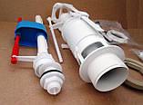 Арматура для бачка унитаза тм. Днепрокерамика с нижним подводом воды, фото 6