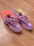 Дитячі кросівки рожеві, фото 4