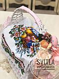Великодній рушник «Пасочка в цвітінні», фото 4
