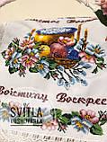 Великодній рушник «Пасочка в цвітінні», фото 6