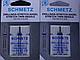 """Stretch 4,0/75 """"SCHMETZ"""" игла двойная для бытовых швейных машин, фото 5"""