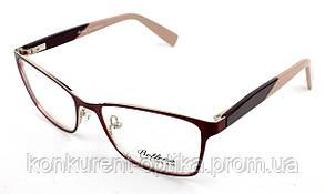 Очки для зрения женские классическая оправа Bellessa 7716