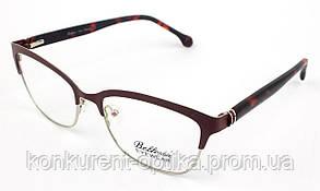 Очки для зрения женские полуоправные Bellessa 7908