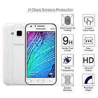 Защитное стекло Premium Tempered Glass 0.33mm (2.5D) для Samsung Galaxy J1 Duos J100H
