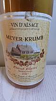 Вино 2007 года Meyer Krumb Франция, фото 2