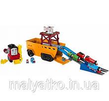 Железная дорога  Томас и друзья Супер Крузер 2 в 1 Fisher-Price  Thomas & Friends trackmaster minis Super