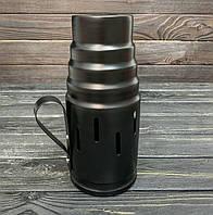 Колпак для кальяна, черный матовый (большой), фото 1