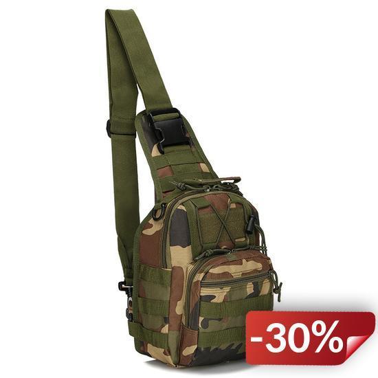 Сумка-рюкзак штурмовая тактическая Battler v.2 LO00241 Дубок Зеленый (tau_krp390_00241ds)
