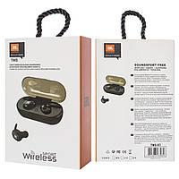 Беспроводные наушники вакуумные JBL TWS-R7 Bluetooth-гарнитура с боксом для зарядки