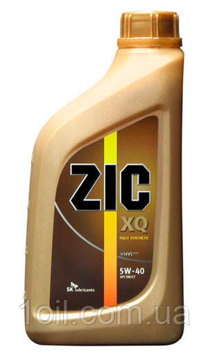 Масло моторное Zic X9  (ранее было XQ)   5w-40  4л
