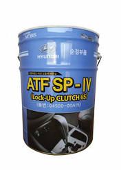 Рідина для АКПП Hyundai Kia Mobis ATF SP IV 20л