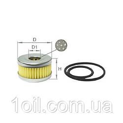 Фильтр топливный ГАЗОВЫЙ грубой очистки Tomaseto (низкий, с компл. резинок)