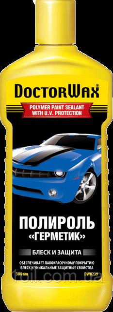 """Антикислотная защитная всесезонная полироль-очиститель """"АнтиАсид"""" CrossFoam Antyacid Advanced Car Polish  236"""