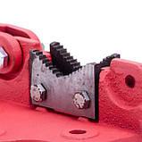 Тиски слесарные трубные 10-85 мм INTERTOOL HT-0059, фото 6