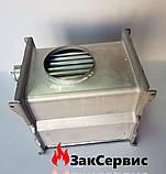 Главный теплообменник на конденсационный газовый котел Chaffoteaux ALIXIA GREEN 30 кВ, фото 3