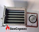 Главный теплообменник на конденсационный газовый котел Chaffoteaux ALIXIA GREEN 30 кВ, фото 4