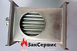 Главный теплообменник на конденсационный газовый котел Chaffoteaux ALIXIA GREEN 30 кВ, фото 7