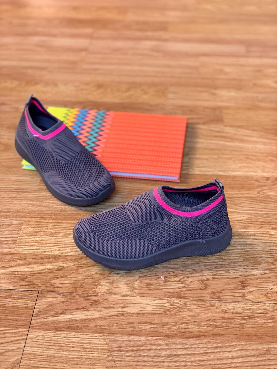 Кросівки дитячі універсальні сліпони для дівчинки та хлопчика