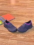 Кросівки дитячі універсальні сліпони для дівчинки та хлопчика, фото 2