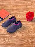 Кросівки дитячі універсальні сліпони для дівчинки та хлопчика, фото 3