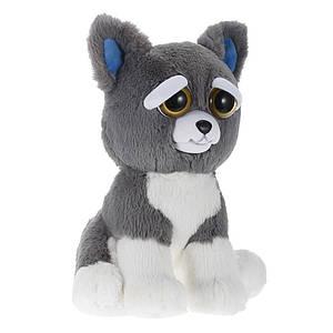 Интерактивная игрушка Feisty Pets Добрые Злые зверюшки Пес Сэмми 20 см (SUN0137)