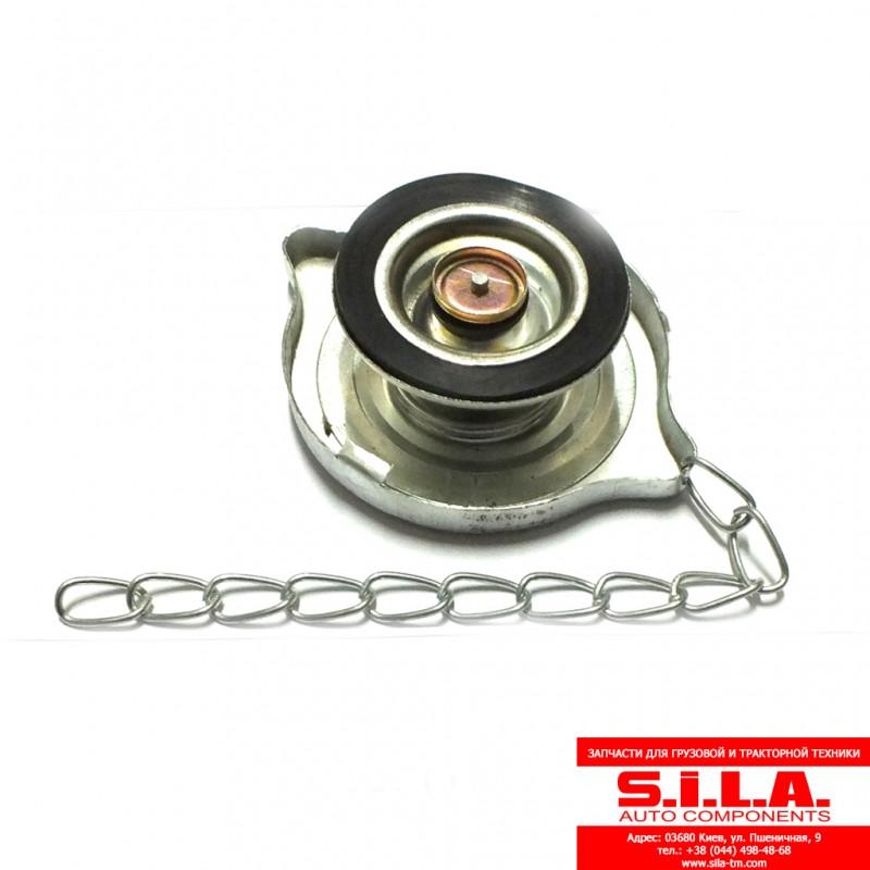 Пробка радиатора в сб. с цепочкой (СТМ S.I.L.A.) 5320-1304010