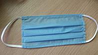Маска трехслойная 100 шт. (шитая)  в упаковке (RT-100 шт)